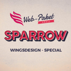 Sparrow Webpaket